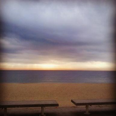 Fuimos al mar